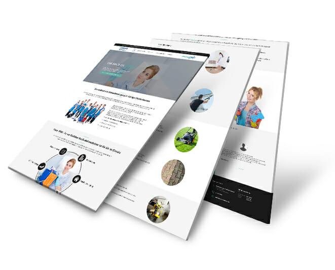 modernes Webdesign Berlin