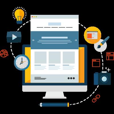 Webseite mieten - mit individuellem Webdesign