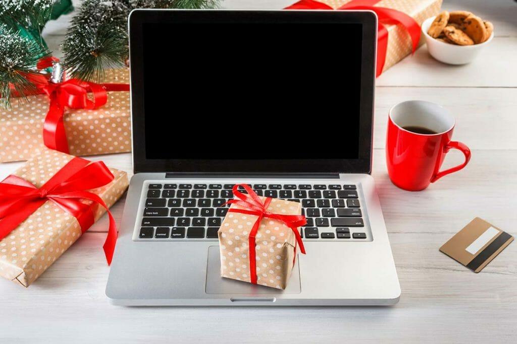 Mehr Umsatz im Weihnachtsgeschäft