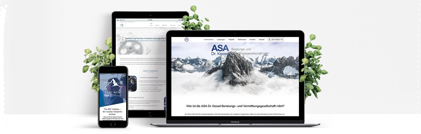 Webdesign Wernigerode
