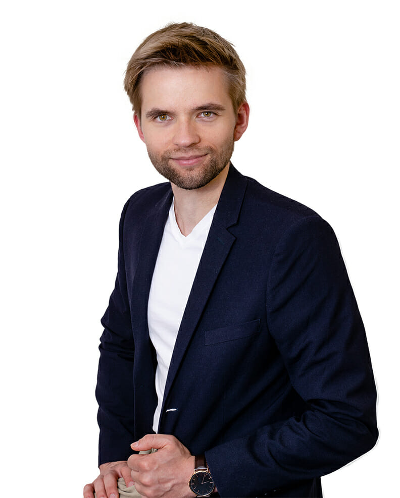 Torben Roolf - Inhaber von Königsmarketing - Webdesign Wernigerode