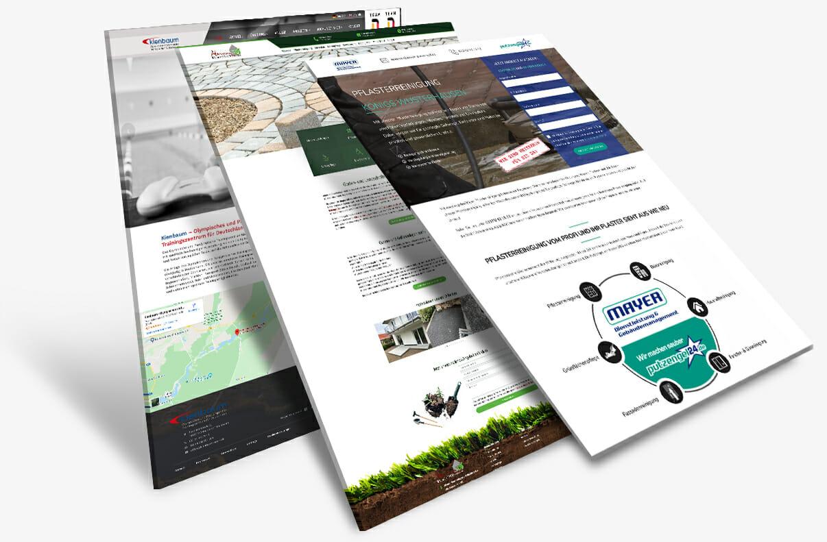 Webdesign Königs Wusterhausen - Unsere Referenzen