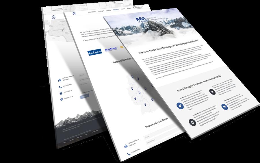 Webdesign Teltow
