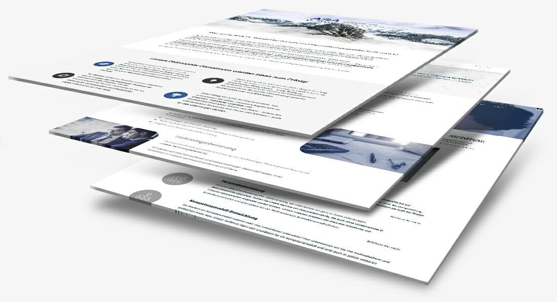 Webdesign für die Region Königs Wusterhausen und Brandenburg